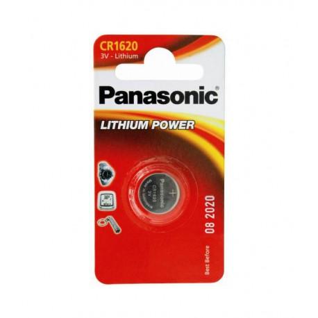 Panasonic Lithium CR1620 3V.