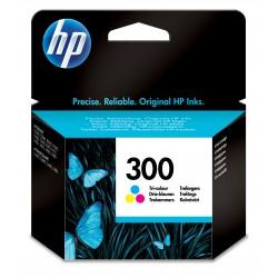 HP 300 Farve (cyan, magenta, gul) 165 si