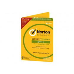 Norton Security Sarter 3.0 3-Enheder