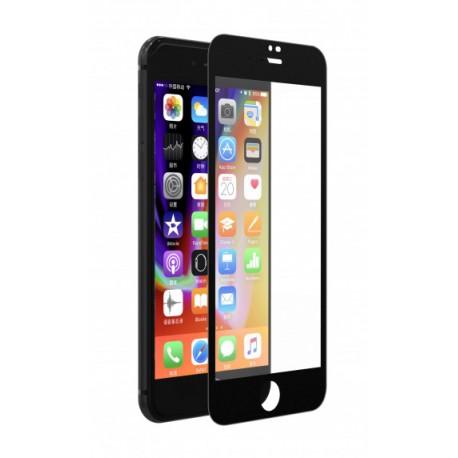 Devia iPhone 7/8 Panserglas Sort