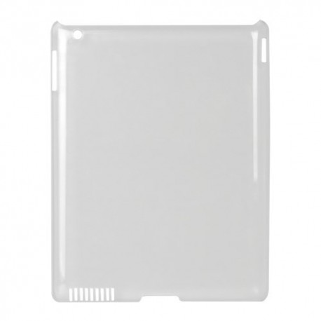 Clear Crystal Case for iPad 2/3/4
