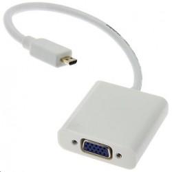 MicroConnect HDMI Micro - VGA adapter M-