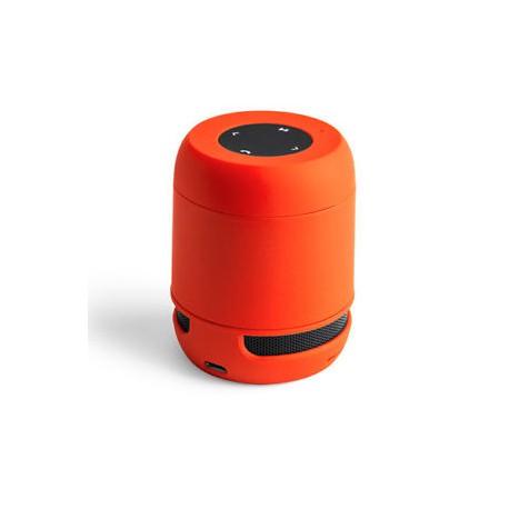 USB Bluetooth speaker orange Wireless/SD
