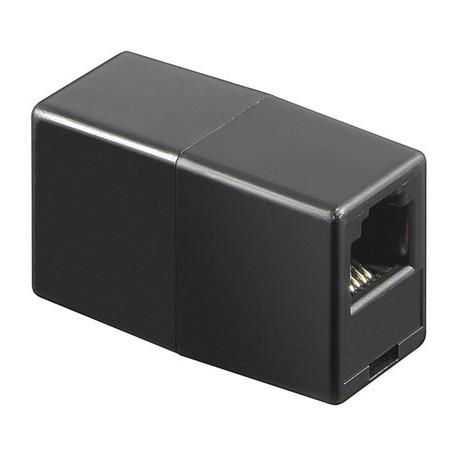 MicroConnect ADAPTER RJ11 F/F 6P - 4C