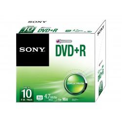 Sony 10DPR47SS 10x DVD+R 4.7GB