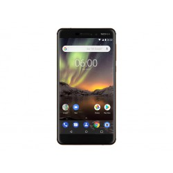 "Nokia 6.1 5.5"" 32GB 4G Sort"