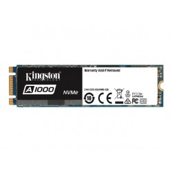 KINGSTON 480G SSDNOW A1000 M.2 2280 NVMe