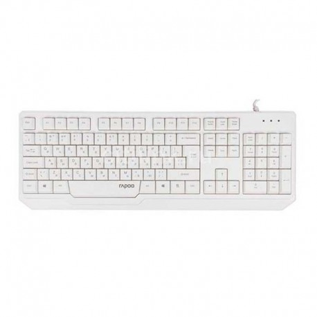 Rapoo N2210 Wired Keyboard full size USB