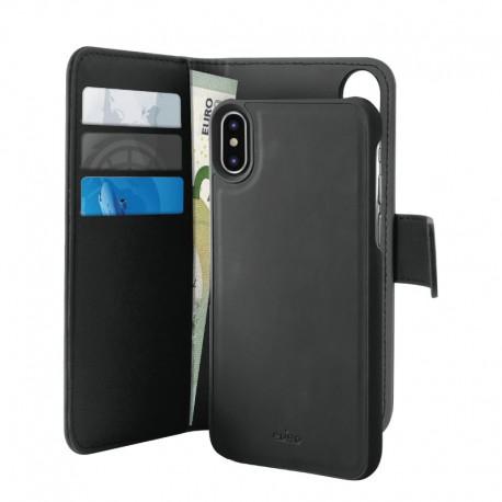 Puro iPhone XS Max, EcoLeather Wallet De