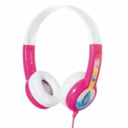 Discover On Ear Børne Hovedtelefon Pink