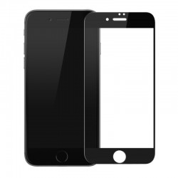 Baseus iPhone 7/8 Panserglas Sort