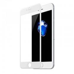 Baseus iPhone 7/8 Panserglas Hvid