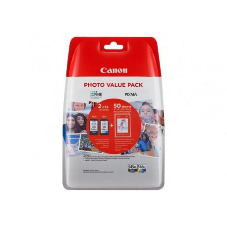 Canon PG-545XL / CL-546XL Value Pack