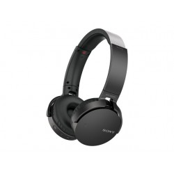 Sony Trådløse Bluetooth Headphones Sort
