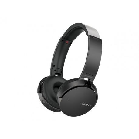 Sony Trådløse Bluetooth Headphones Sort