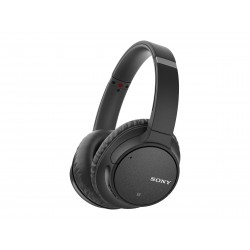 Sony Tråsløse Bluetooth Headphones Sort