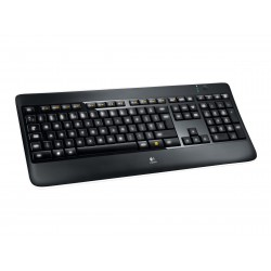 LOGITECH K800 wireless Illuminated Keybo