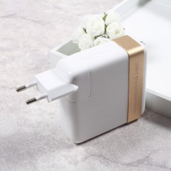 USB-C, 87W AC Adapter til Apple