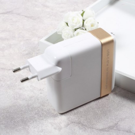 USB-C, 87W AC Adapter til Apple