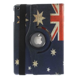 Vintage leather Smart cover iPad Air