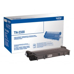 BROTHER TN2320 black toner 2600 pages