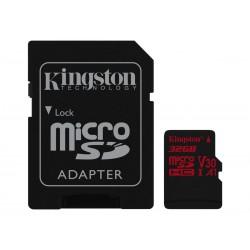 Kingston 32GB microSDHC 4K