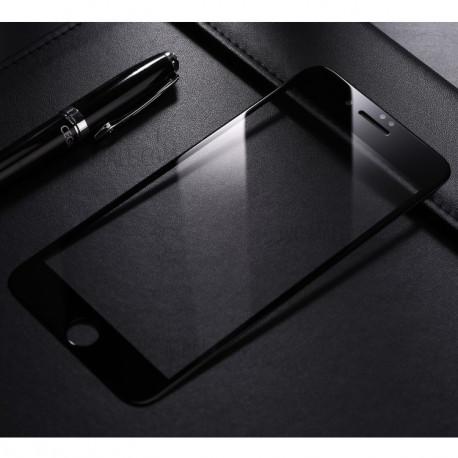 Benovo Panserglas iPhone 6+/6S+ Sort/hvi