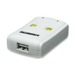 Manhattan USB 2,0 2-Port Sharing Switch