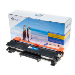 G&G Brother TN2420 Toner Sort 3000 sider