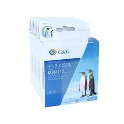 G&G Kompatibel Brother LC3213M Magenta