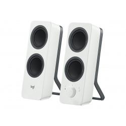 LOGITECH Z207 Bluetooth Speaker Hvid