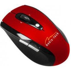 Media Tech Mini home/office mus rød