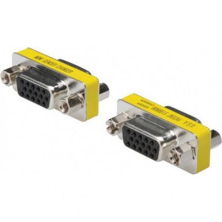 LogiLink VGA adapter 15pin F/F