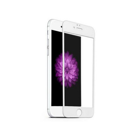 ATAO iPhone 6/6s 3D Tempered Glas Hvid