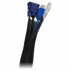 LogiLink Kabel pose 1,8M Sort
