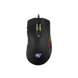 Havit Programmable RGB Gaming Mouse 3200