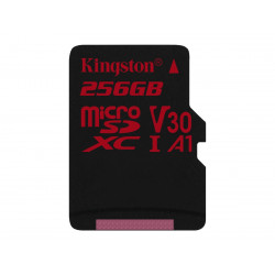 KINGSTON 256GB microSDXC Canvas React 10