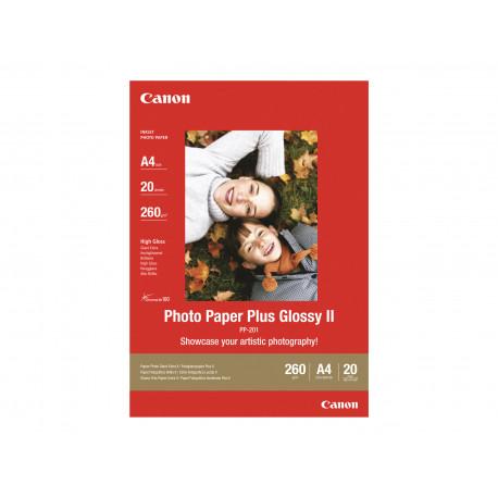 Canon Glossy II PP-201 Fotopapir 130 x 1