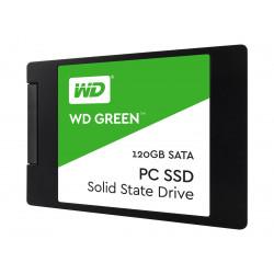 WD Green SSD 120GB SATA III 6Gb/s 2,5Inc
