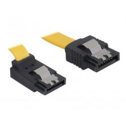 DeLOCK Seriel ATA-kabel Gul 50cm