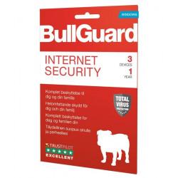 BullGuard Internet Security 2019 1Y/3U