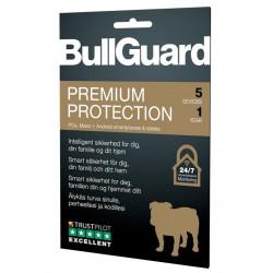 BullGuard Premium protection 2019 1Y/5U