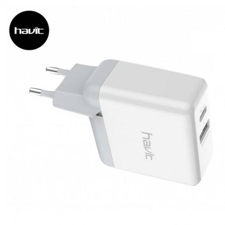 Havit 18 Watt - 3 A - Quick Charge 3.0/C