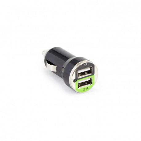 SBox CC-221 Dual USB Car Charger 2.1A
