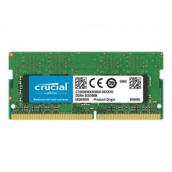 Crucial DDR4 8GB 2666MHz CL19 SO-DIMM 26
