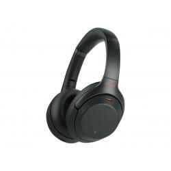 Sony WH-1000XM3 Trådløs Høretelfon Sort
