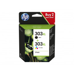 HP 303XL Ink Cartridge Combo 2-Pack