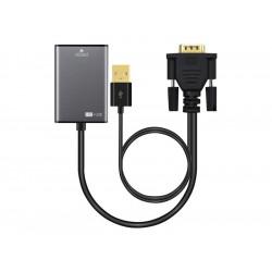 Micro Connecet VGA-HDMI Adapter