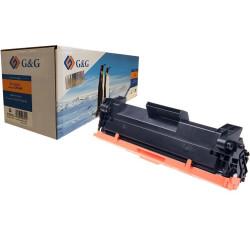 G&G HP 44A CF244A sort 1000 sider