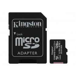 Kingston 128GB micSDXC Canvas Select+